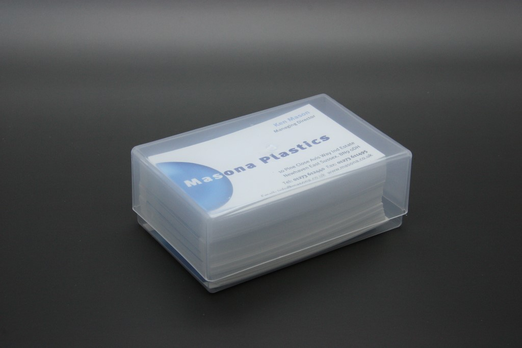 Business card box colourmoves